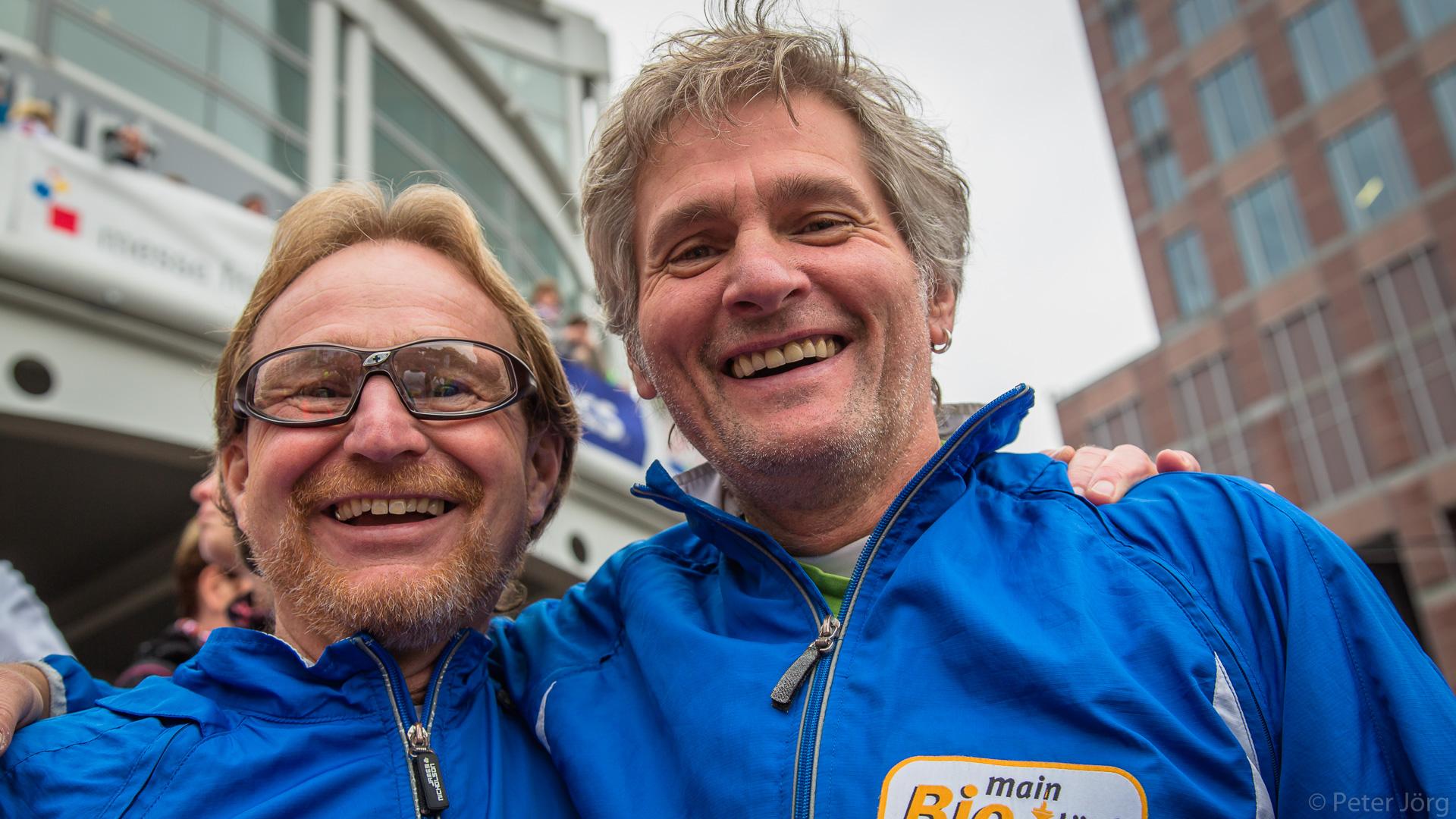 Rolf und Thomas-biorunner